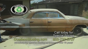 Dustless Blasting TV Spot - Thumbnail 7