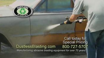 Dustless Blasting TV Spot - Thumbnail 6