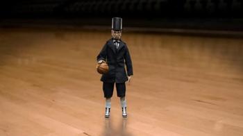 Enjoy Illinois TV Spot, 'MiniAbe | Littlest Basketball Fan' - Thumbnail 2