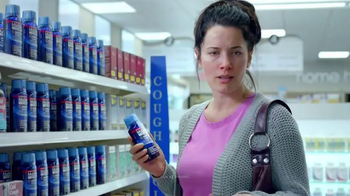 Mucinex Fast-Max Night Time TV Spot, 'Sounds Made Up' - 8346 commercial airings