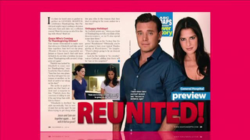 ABC Soaps In Depth TV Spot, 'General Hospital: Holiday Reunion' - Thumbnail 8