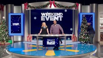 Walmart Weekend Event TV Spot, 'Black Friday into Overtime' - 418 commercial airings