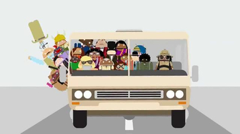Android TV Spot, 'Road Trip' Song by Tag Team - Thumbnail 4