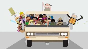 Android TV Spot, 'Road Trip' Song by Tag Team - Thumbnail 9