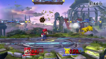 Super Smash Bros. for Wii U TV Spot, 'Disney XD: The Bragg Report' - Thumbnail 5