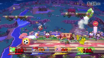 Super Smash Bros. for Wii U TV Spot, 'Disney XD: The Bragg Report' - Thumbnail 6