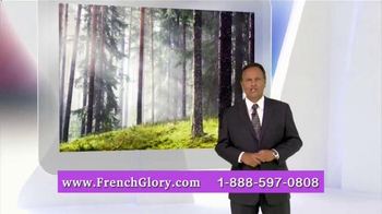 French Glory OPC TV Spot, 'For a Healthier, Longer Life' - Thumbnail 2