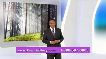 French Glory OPC TV Spot, 'For a Healthier, Longer Life' - Thumbnail 3