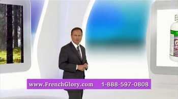 French Glory OPC TV Spot, 'For a Healthier, Longer Life' - Thumbnail 5