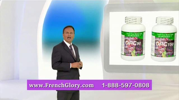 French Glory OPC TV Spot, 'For a Healthier, Longer Life' - Thumbnail 6