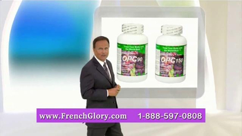 French Glory OPC TV Spot, 'For a Healthier, Longer Life' - Thumbnail 7
