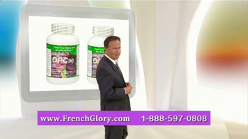 French Glory OPC TV Spot, 'For a Healthier, Longer Life' - Thumbnail 8
