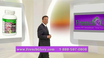 French Glory OPC TV Spot, 'For a Healthier, Longer Life' - Thumbnail 9