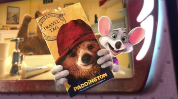 Chuck E. Cheese's TV Spot, 'Paddington' - Thumbnail 6