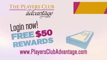 The Players Club Advantage TV Spot, 'Save With Rewards' - Thumbnail 10