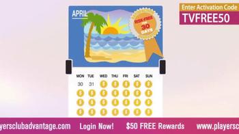 The Players Club Advantage TV Spot, 'Save With Rewards' - Thumbnail 9