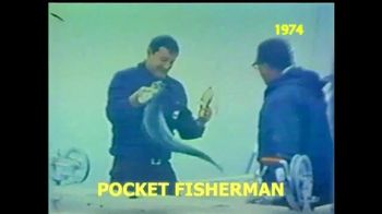 Pocket Fisherman TV Spot, 'Biggest-Selling Fishing Poles' Feat. Beau Rials - 19 commercial airings