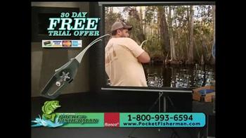 Pocket Fisherman TV Spot, 'Biggest-Selling Fishing Poles' Feat. Beau Rials - Thumbnail 7