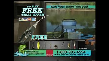 Pocket Fisherman TV Spot, 'Biggest-Selling Fishing Poles' Feat. Beau Rials - Thumbnail 8