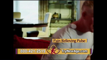 New Age Massager TV Spot, 'Pain Free Therapy' - Thumbnail 4