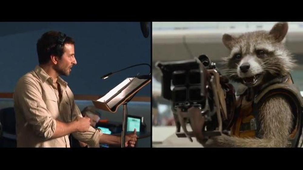 Guardians of the Galaxy Blu-ray and Digital HD TV Spot