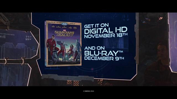 Guardians of the Galaxy Blu-ray and Digital HD TV Spot - Thumbnail 8