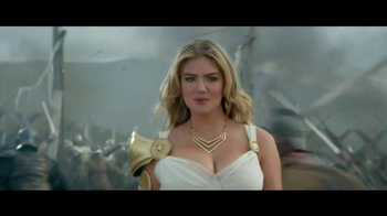 Game of War: Fire Age TV Spot, 'Decisions' Featuring Kate Upton