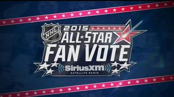 NHL.com/Vote TV Spot, '2015 All-Star Fan Vote'