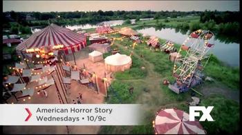 Xfinity On Demand TV Spot, 'American Horror Story: Freak Show' - Thumbnail 7