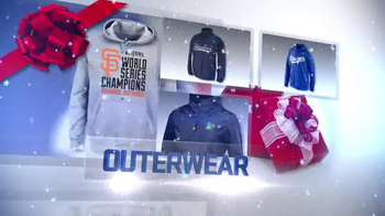 MLB Shop TV Spot, 'Holiday Shopping'