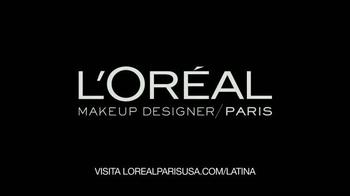 L'Oreal Paris Butterfly Intenza TV Spot, 'Volumen de Mariposa' [Spanish] - Thumbnail 7