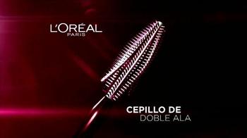 L'Oreal Paris Butterfly Intenza TV Spot, 'Volumen de Mariposa' [Spanish] - Thumbnail 1