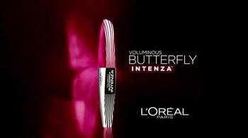 L'Oreal Paris Butterfly Intenza TV Spot, 'Volumen de Mariposa' [Spanish] - Thumbnail 6
