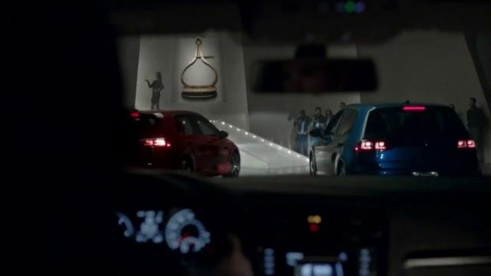 Volkswagen Golf Family TV Commercial, 'Podium Race' Song by The Strokes - iSpot.tv