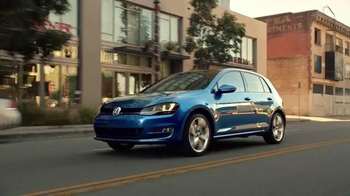 Volkswagen Golf Family TV Spot, 'Podium Race' Song by The Strokes - Thumbnail 1