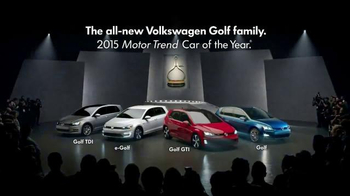 Volkswagen Golf Family TV Spot, 'Podium Race' Song by The Strokes - Thumbnail 10