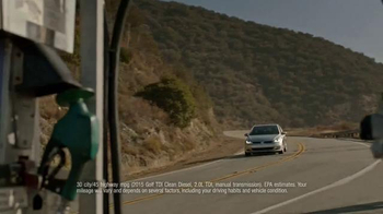 Volkswagen Golf Family TV Spot, 'Podium Race' Song by The Strokes - Thumbnail 4