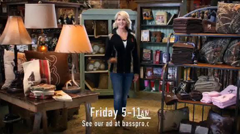 Bass Pro Shops Black Friday Sales Event TV Spot, 'Reel In the Savings' - Thumbnail 7