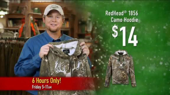 Bass Pro Shops Black Friday Sales Event TV Spot, 'Reel In the Savings' - Thumbnail 5