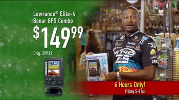 Bass Pro Shops Black Friday Sales Event TV Spot, 'Reel In the Savings' - Thumbnail 6