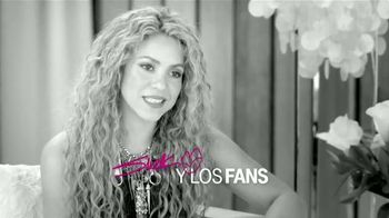T-Mobile TV Spot, 'Las Distancias Se Acortan' Con Shakira [Spanish] - 27 commercial airings