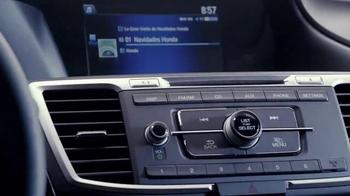 2015 Honda Accord TV Spot, 'Bad Gifters: Accord' [Spanish] - Thumbnail 7