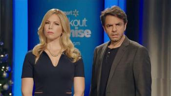 Walmart TV Spot, 'El tráfico se ve Despejado' Con Eugenio Derbez [Spanish] - Thumbnail 1