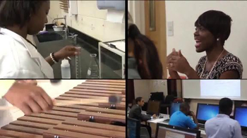 Bethune-Cookman University TV Spot, 'Promise and Possibility' - Thumbnail 8