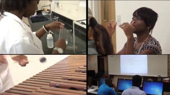 Bethune-Cookman University TV Spot, 'Promise and Possibility' - Thumbnail 9