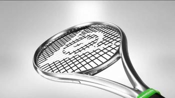 Tennis Warehouse TV Spot, 'Dunlop iDapt' - Thumbnail 5