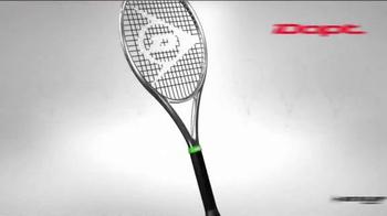 Tennis Warehouse TV Spot, 'Dunlop iDapt' - Thumbnail 7