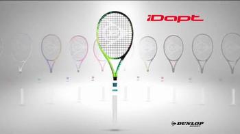 Tennis Warehouse TV Spot, 'Dunlop iDapt' - Thumbnail 8