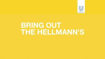Hellmann's Mayonnaise TV Spot, 'Thanksgiving Leftovers' - Thumbnail 9
