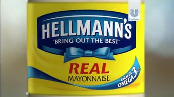 Hellmann's Mayonnaise TV Spot, 'Thanksgiving Leftovers' - Thumbnail 8